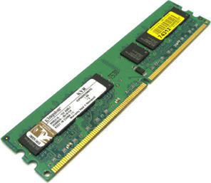 DDR2 2Gb (PC-6400) 800MHz Kingston