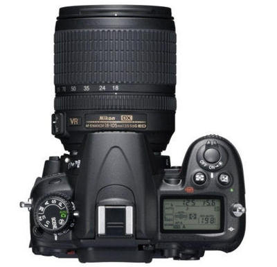 Фотоаппарат Nikon D7000 BODY black.