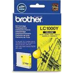 Brother lc1000y (original) yellow