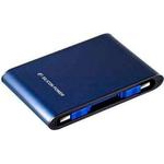 "Silicon Power <SP010TBPHDA80S3B> Armor A80 Blue USB3.0 Portable 2.5""HDD 1TB EXT (RTL)"