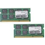 Corsair Laptop Memory <CMSO8GX3M2A1333C9> DDR-III SODIMM 8Gb KIT 2*4Gb <PC3-10600> CL9 (for NoteBook)