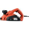Рубанок Black&Decker KW 712KA 89172