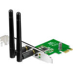 WiFi ASUS pce-n15, wireless PCI-E adapter, 802.11b/g/n, до 300 мбит/сек