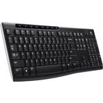 Logitech Wireless Keyboard K270 black (920-003757)