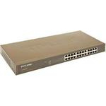TP-Link TL-SG1024 Unmanaged, 24x10/100/1000, Rackmount