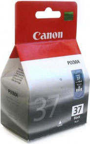 Canon PG-37 (Original) 2145B001 black for PIXMA IP1800/iP-1900/2