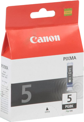 Canon PGI-5BK (Original) black Pixma MP800/MP500/iP5200/iP5200R/