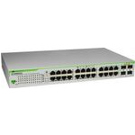 Allied Telesis AT-GS950/24 Web-managed, 20x10/100/1000 + 4xCombo10/100/1000/SFP, Rackmount