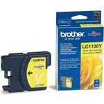 Brother LC1100Y (Original) Yellow