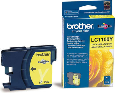 Brother LC1100HYY (Original) Yellow