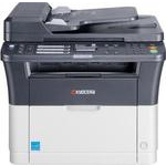 МФУ Kyocera FS-1120MFP (А4, 20 ppm, 1200dpi, 25-400%, 64Mb, USB, цв. сканер, факс, автоподача