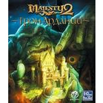 Majesty 2: Трон Ардании (add-on) DVD (jewel)
