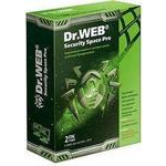Dr. Web® Security Space Pro на 24 месяцa, на 2 пк box (BFW-W24-0002-1)
