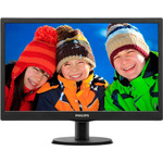 "19.5"" Philips 203V5LSB26/62 1600x900 5mc 200 кд/м2 10M:1 VGA DVI Black"