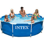 Intex Metal Frame Pool 28200