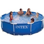 Intex Metal Frame Pool 28210