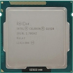 Intel Celeron dual core G1820 (2.7ghz, Socket 1150, 2mb, SVGA) oem