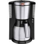 Melitta Look IV Therm DeLuxe 21266, Black
