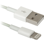 Defender USB(AM)-Lightning(M), 1м ACH01-03H
