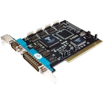 Контроллер ST-Lab i180 PCI 6 port serial i/o card retail