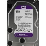 Western Digital Purple 2 ТБайт (WD20PURZ)