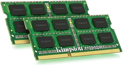 для ноутбука DDR3 8gb Kit (pc-10600) 2x4Gb Kingston KVR13S9S8K2/