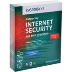 Касперский Internet Security Multi-Device 2-Device 1 year Base Box (KL1941RBBFS)