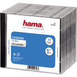 Коробка на 1 cd jewel на 1CD/DVD Hama H-44746 прозрачный (упак.:10шт)