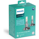Philips H7 X-treme Ultinon LED Air Cool, 2шт, 11972ULWX2