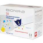 Bionime Rightest GS300 50шт