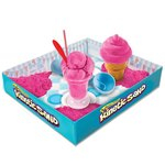 Kinetic Sand (71417-ice) Ice Cream Treats Песок  для  лепки (283г)