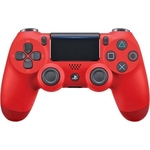 Sony DualShock 4 V2 Red PS719894353