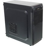 Accord ACC-B305 black w/o PSU ATX 2*USB Audio