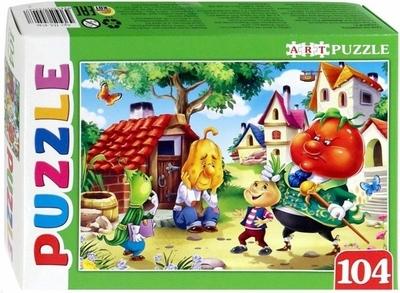 Пазл Рыжий кот Artpuzzle Сказка №91 104 элемента ПА-4546